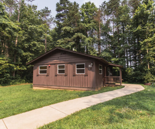 ADA Accessible Cabin