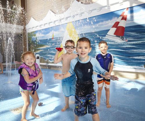 Mohican Lodge Kids Water Fun